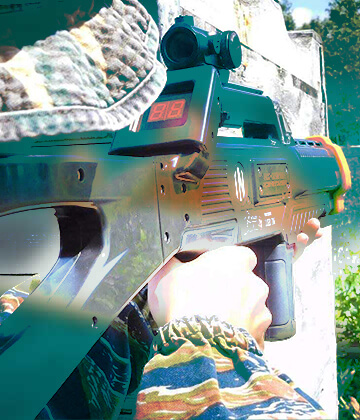 outdoor lasergame eXtreme lasergame