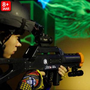 eXtreme lasergame